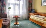 Einzelzimmer ohne Wintergarten
