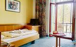 Einzelzimmer mit Wintergarten