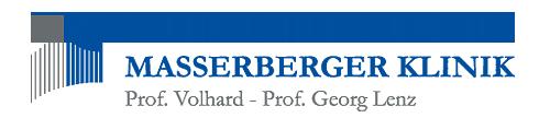 Masserberger Klinik Prof. Volhard - Prof. Georg Lenz